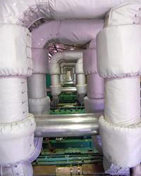 Exhaust Insulation Blankets